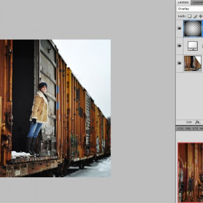Achieving a Vintage Look Through Color Tones in Photoshop CS