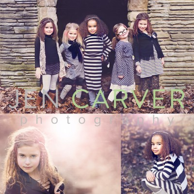 Celebrity Mentor + Giveaway:  Jen Carver Photography