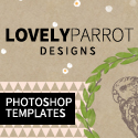 Lovely Parrot Designs