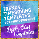 Lucky Star Templates