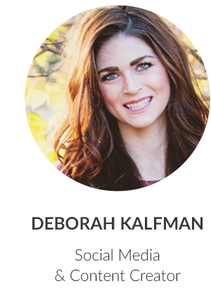 Meet Deborah Pretty Team member