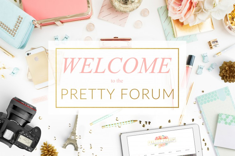 Join Pretty Forum
