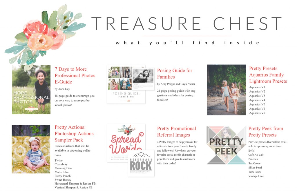 Treasure Chest Preview