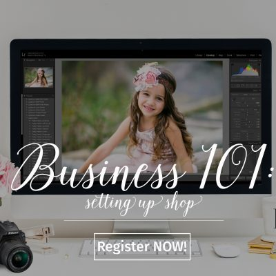 Business 101: Setting Up Shop