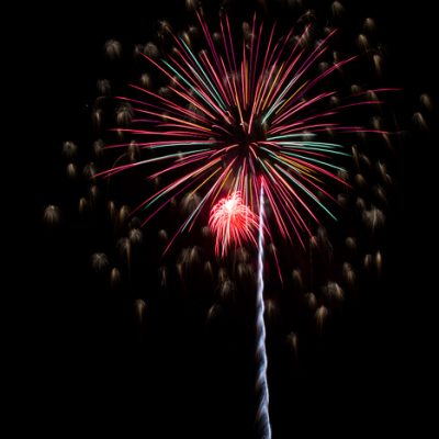 Tips and Tricks for Shooting Fireworks