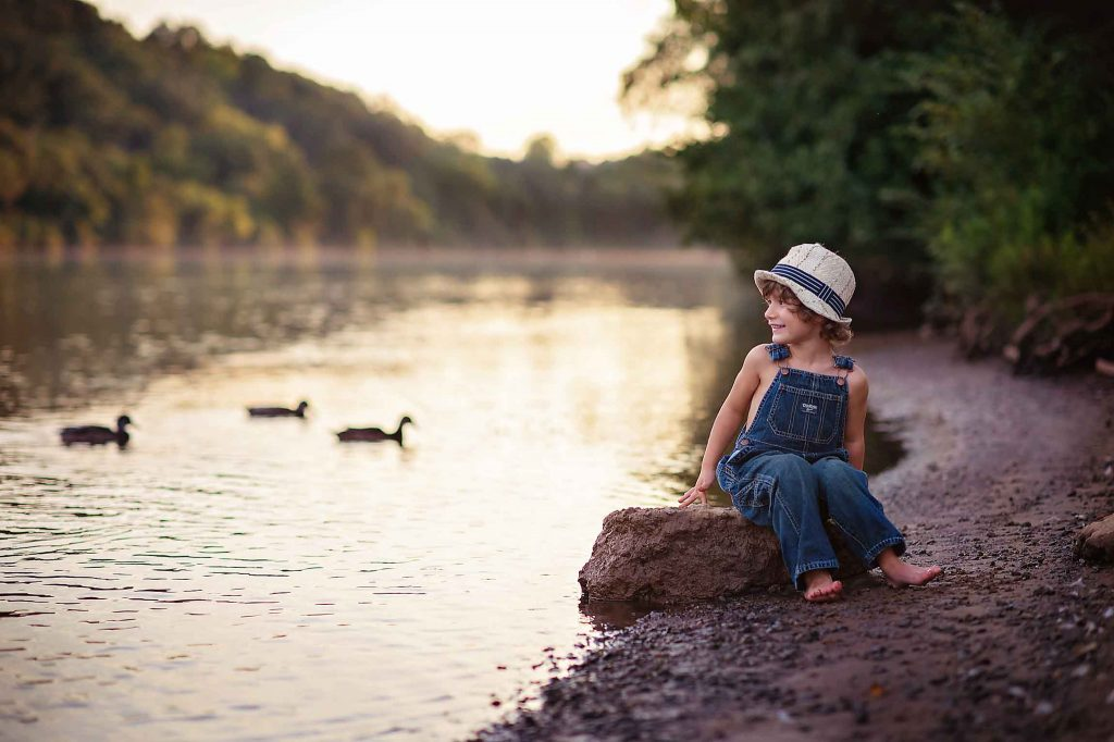 Boy-And-River-Freckled-Flower-Photography
