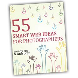 55 Smart Web Ideas for Photographers Ebook