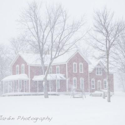 Living In A Black & White Landscape