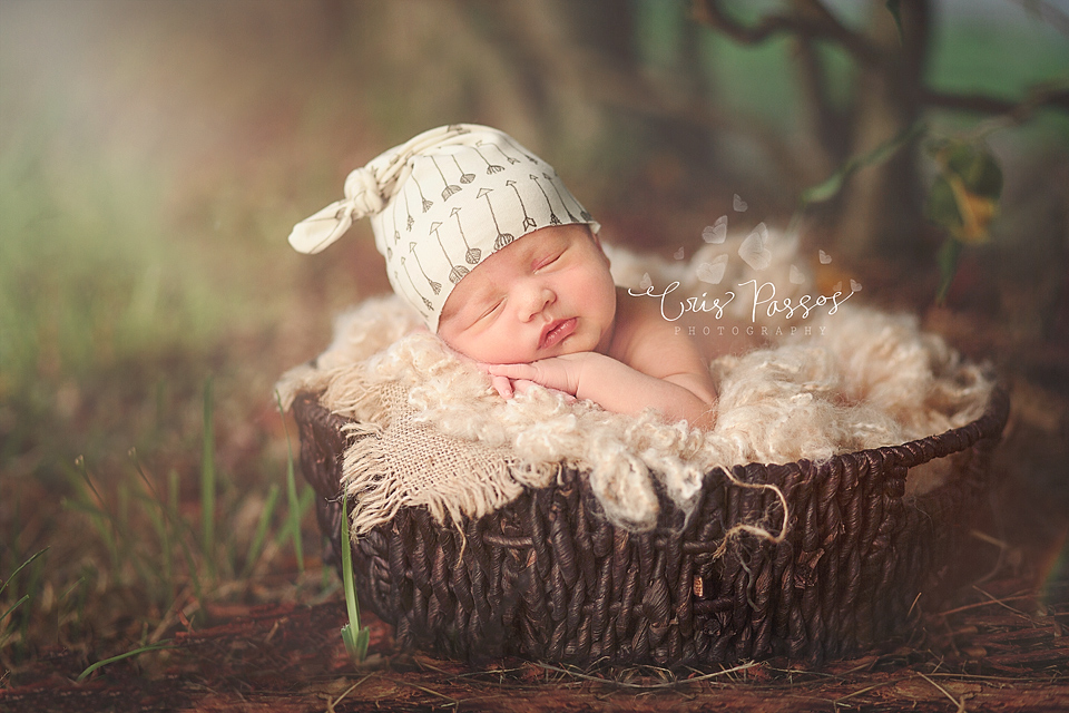 Preparing parents for a successful newborn session