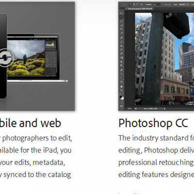 Photoshop Elements or Creative Suite?