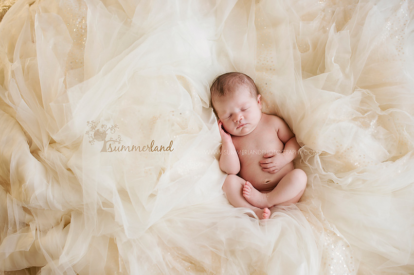 Unique Newborn Photography