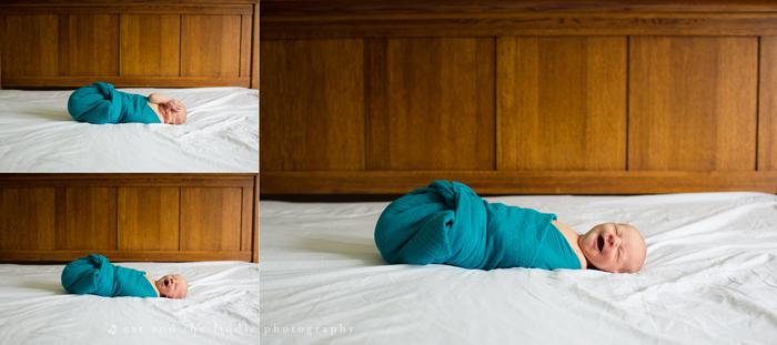 Newborn Photo Ideas at Home