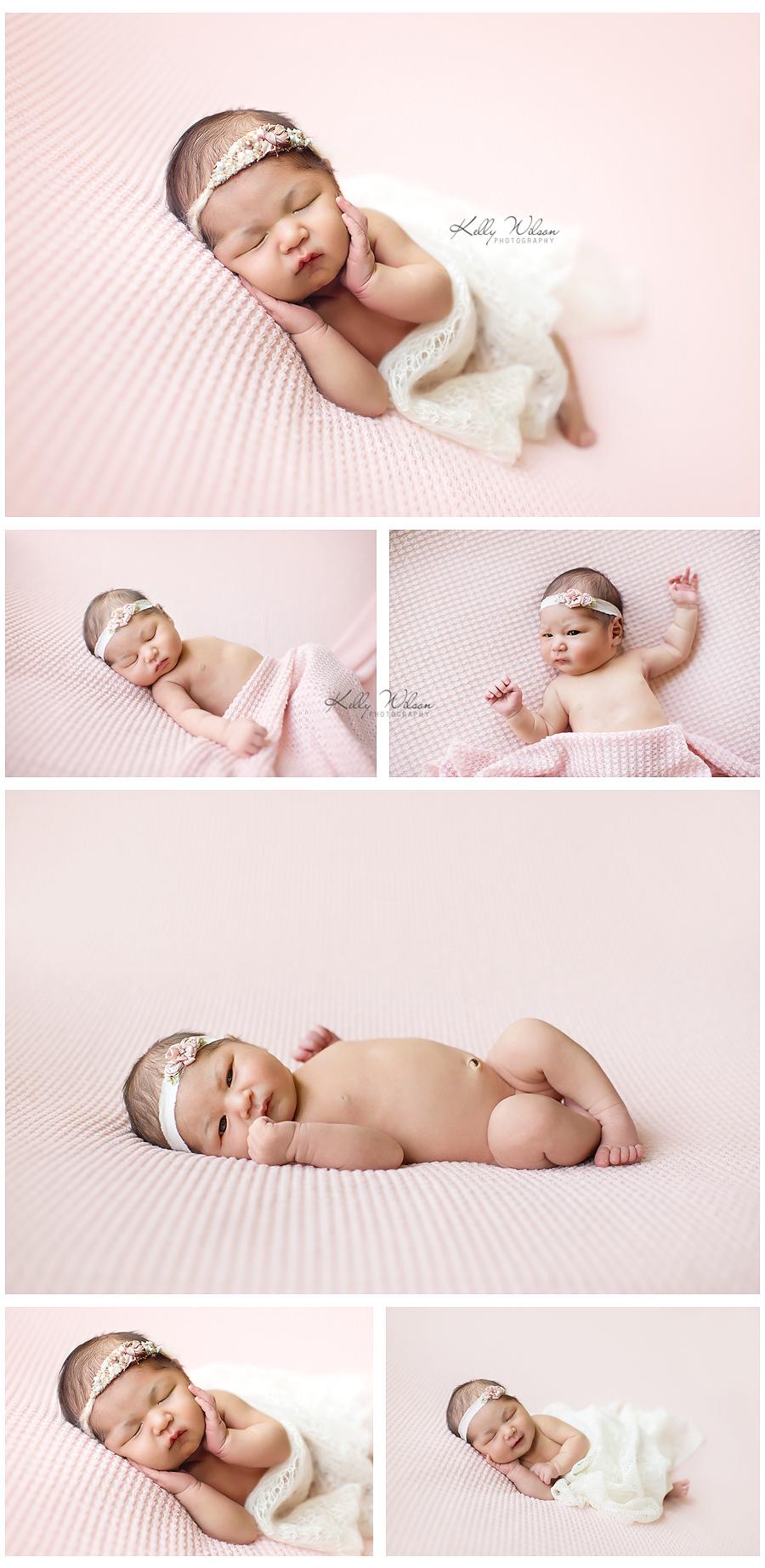 newborn posing examples for newborn photography