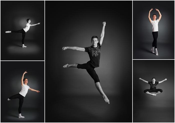 Studio Lighting for Dance Photography
