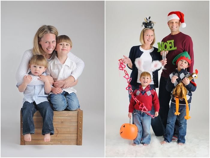 Studio Lighting for Family Photos