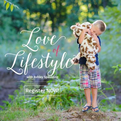 Love of Lifestyle Photography Workshop by Ashley Spaulding