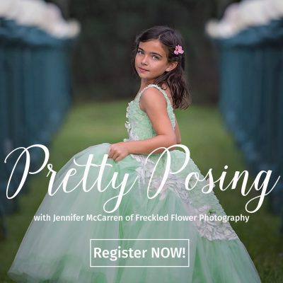 Pretty Posing: The Fundamentals of Posing People Beautifully