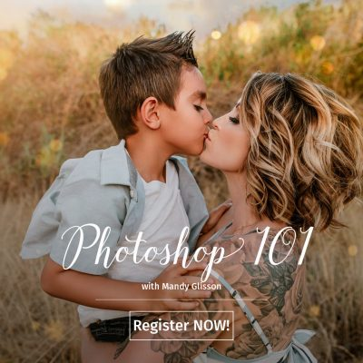 Photoshop 101: REGISTRATION NOW OPEN!